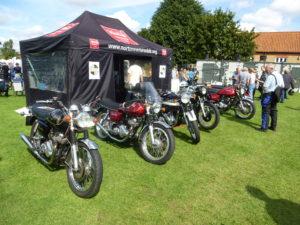 Fenman Classic Bike Show @ England | United Kingdom