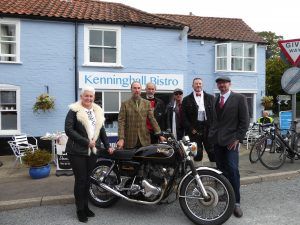 The Distinguished Gentlemens Ride @ Bury St Edmunds