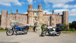 Herstmonceux Castle Rally July 2020 - Nortons at the Castle @ Herstmonceux Castle