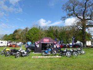 CANCELLED Stradsett Park Vintage Rally @ Stradsett Park
