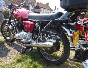 Informal meet at Shouldham Classics on the Green @ The Kings Arms | Shouldham | England | United Kingdom